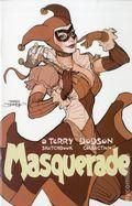 Masquerade A Terry Dodson Sketchbook (2014) 1