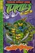 Teenage Mutant Ninja Turtles It's a Shell of a Town GN (2005 Tokyopop) Cine-Manga 1-1ST