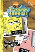SpongeBob SquarePants Crime and Funishment GN (2004 Tokyopop) Cine-Manga 1-1ST