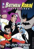 DC Super Heroes Batman and Robin Adventures: Two-Face Face Off SC (2016) 1-1ST