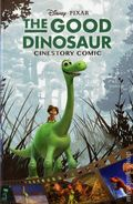 Good Dinosaur Cinestory Comic GN (2016 Joe Books) Disney 1-1ST