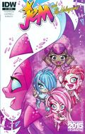 Jem and the Holograms (2015 IDW) 1F