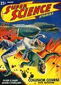 Super Science Stories (1940-1951 Popular Publications) Pulp Vol. 2 #2