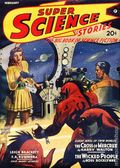 Super Science Stories (1940-1951 Popular Publications) Pulp Vol. 3 #3