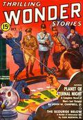 Thrilling Wonder Stories (1936-1955 Beacon/Better/Standard) Pulp Vol. 14 #2