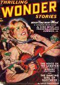 Thrilling Wonder Stories (1936-1955 Beacon/Better/Standard) Pulp Vol. 35 #3