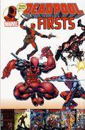 Deadpool Firsts TPB (2016 Marvel) 1-1ST