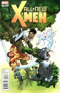 All New X-Men (2015 2nd Series) 4D