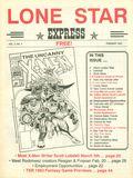 Lone Star Express (1992 vol. 3) 5