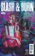 Slash and Burn (2015 Vertigo) 4