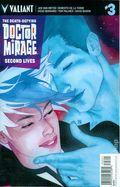 Doctor Mirage Second Lives (2015 Valiant) 3B