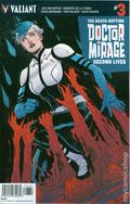 Doctor Mirage Second Lives (2015 Valiant) 3C
