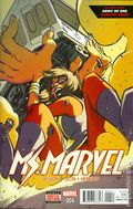 Ms. Marvel (2015 4th Series) 4A