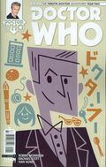 Doctor Who The Twelfth Doctor Year Two (2015) 2C