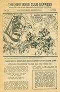 New Issue Club Express (1982 Lone Star Comics) 114
