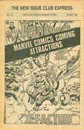 New Issue Club Express (1982 Lone Star Comics) 115