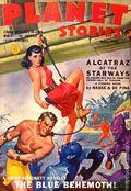 Planet Stories (1939-1955 Fiction House) Pulp Vol. 2 #3
