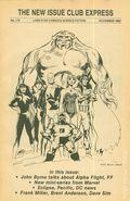 New Issue Club Express (1982 Lone Star Comics) 118