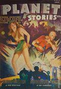 Planet Stories (1939-1955 Fiction House) Pulp Vol. 2 #12