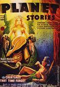 Planet Stories (1939-1955 Fiction House) Pulp Vol. 3 #4