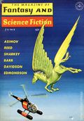 Fantasy and Science Fiction (1949-Present Mercury Publications) Pulp Vol. 26 #6