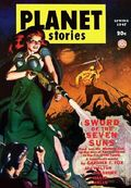 Planet Stories (1939-1955 Fiction House) Pulp Vol. 3 #6