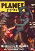 Planet Stories (1939-1955 Fiction House) Pulp Vol. 3 #7