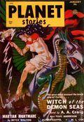 Planet Stories (1939-1955 Fiction House) Pulp Vol. 4 #10