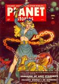 Planet Stories (1939-1955 Fiction House) Pulp Vol. 5 #4