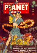 Planet Stories (1939-1955 Fiction House) Pulp Vol. 5 #4