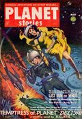Planet Stories (1939-1955 Fiction House) Pulp Vol. 5 #12