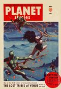 Planet Stories (1939-1955 Fiction House) Pulp Vol. 6 #6