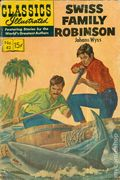 Classics Illustrated 042 Swiss Family Robinson 10