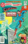 DC Comics Presents (1978 DC) Mark Jewelers 42MJ
