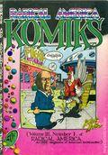 Radical America Komiks (1969) Underground Vol. 3 #1-2ND