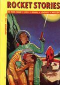 Rocket Stories (1953 Space Publications) Pulp Vol. 1 #3