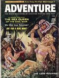 Adventure (1910-1971 Ridgway/Butterick/Popular) Pulp Feb 1960