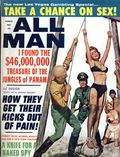 All Man Magazine (1960 Stanley Publications) Vol. 7 #1