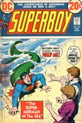 Superboy (1949-1979 1st Series DC) Mark Jewelers 194MJ