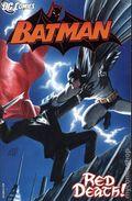 Batman Red Death Mini Comic (French Edition 2011 DC) 1