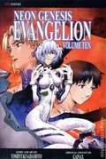 Neon Genesis Evangelion TPB (2004- Action/Viz Media Edition) 10-REP