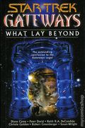 Star Trek Gateways What Lay Beyond HC (2001 Pocket Books) 1-1ST