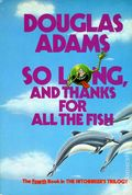 So Long, and Thanks for All the Fish HC (1984 Harmony Books) Book Club Edition 1-1ST