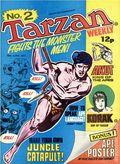 Tarzan Weekly (1977 Byblos) UK Magazine 2