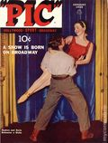 Pic Magazine (1937-1961 Street & Smith) Vol. 2 #1
