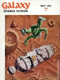 Galaxy Science Fiction (1950-1980 World/Galaxy/Universal) Vol. 6 #2