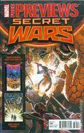 Marvel Free Previews Secret Wars (2015 Marvel) 1