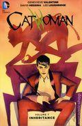 Catwoman TPB (2012-2016 DC Comics The New 52) 7-1ST