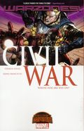 Civil War TPB (2016 Marvel) Secret Wars: Warzones 1-1ST