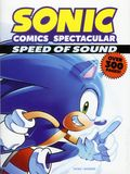 Sonic Comics Spectacular Speed of Sound TPB (2016 Archie Digest) 1-1ST
